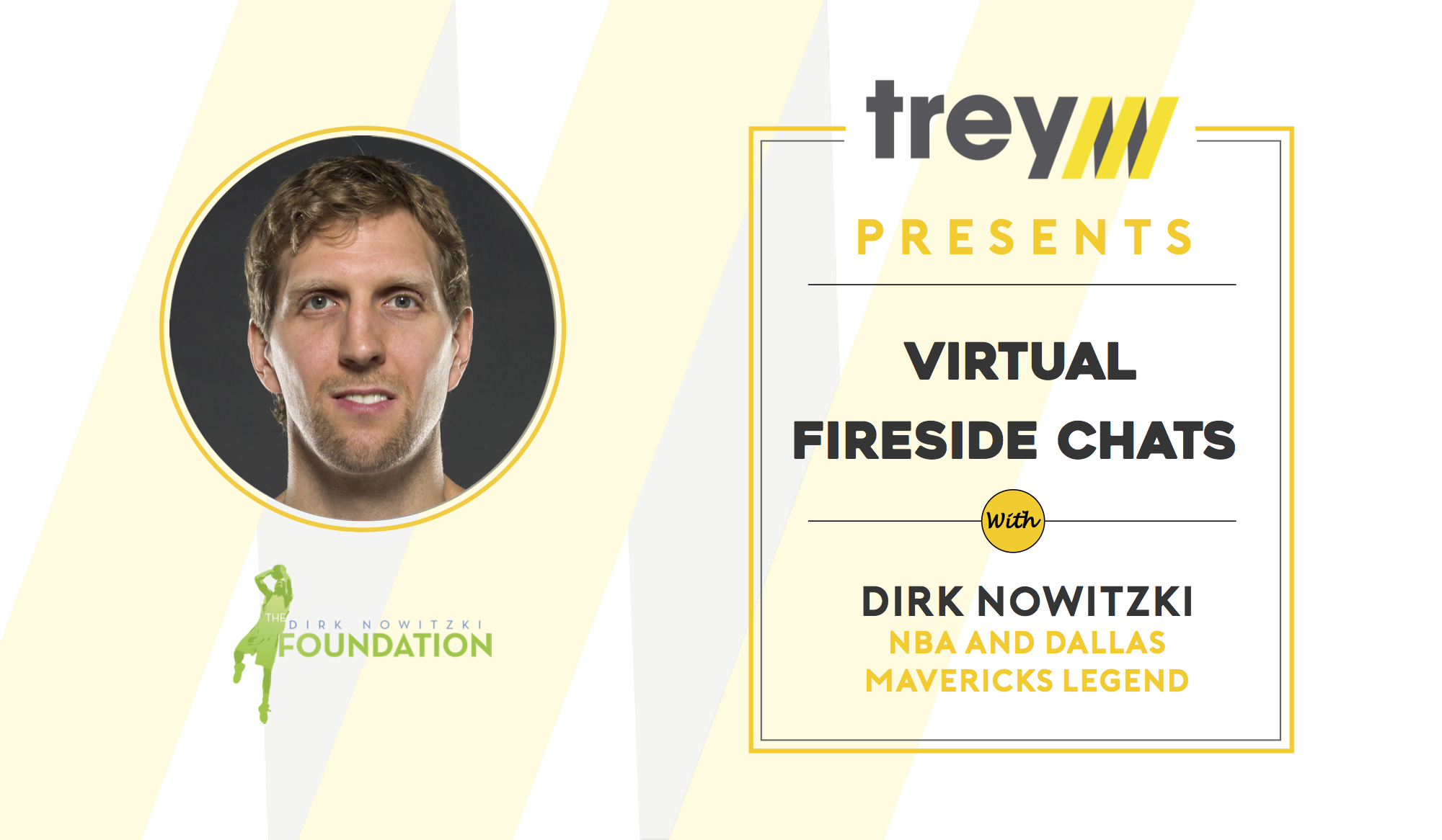 Dirt Nowitzki Fireside Chat
