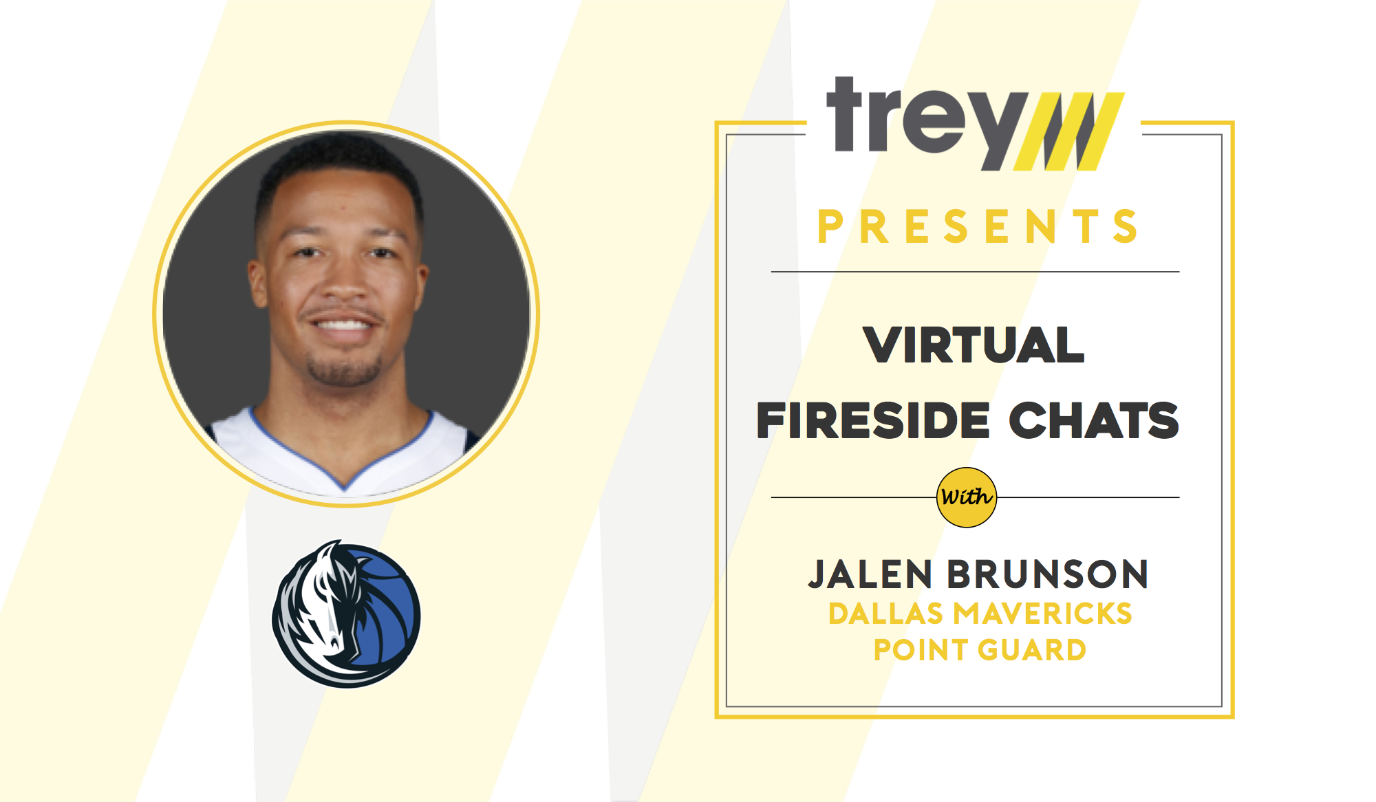 Jalen Brunson Fireside Chat